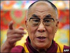 Dalai Lama, 4 August
