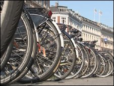 Cycles in Copenhagen