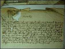 Henry VII's letter mentioning William Weston