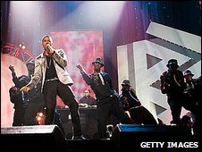 Jay Sean at Mobos 2008