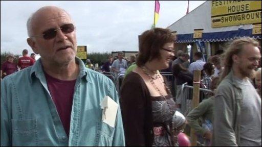 Steve Heap, Festival Director