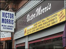 Victor Morris