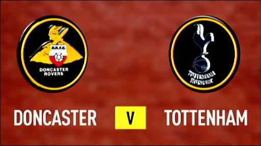 Doncaster v Tottenham
