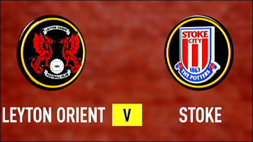 Leyton Orient v Stoke