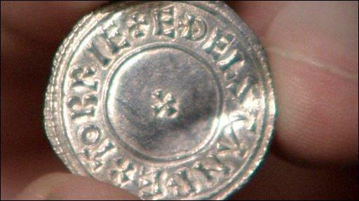 Viking coin