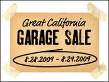 Great California Garage Sale