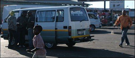 Kuwait Taxi Rank, Cape Town