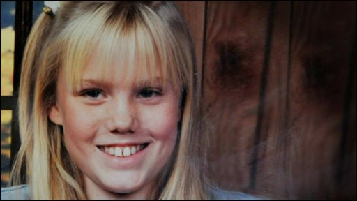 Jaycee Lee Dugard as a child
