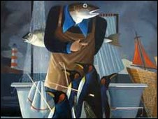 Catch of the Day by Frank Docherty