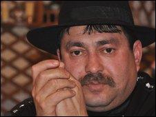 Breliante, a powerful underworld figure in Romania