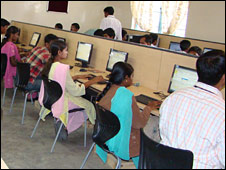 Rural BPO company in Bagepally