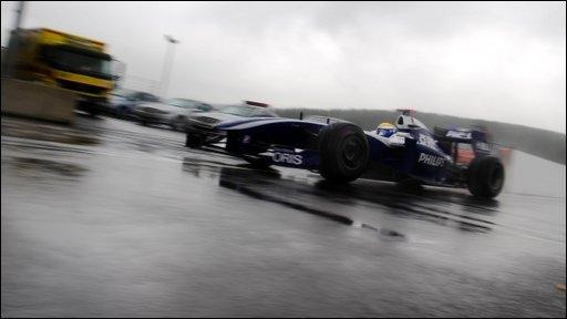 bbc sport motorsport formula 1 replay belgian gp practice 1. Black Bedroom Furniture Sets. Home Design Ideas