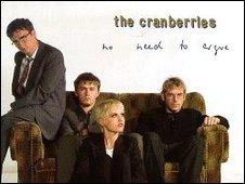 Image of part of craberries album cover