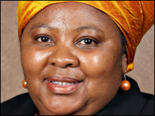 Correctional Services Minister Nosiviwe Mapisa-Nqakula (Photo: South African government website)
