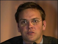 James Murdoch, News Corp
