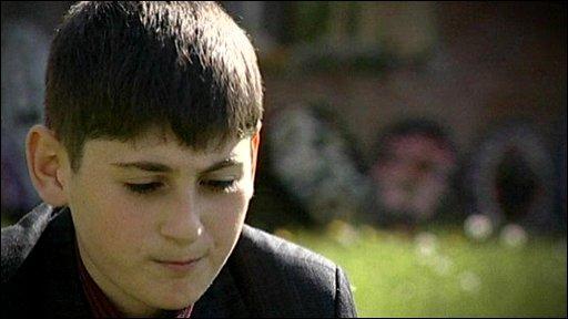 Beslan survivor Alex
