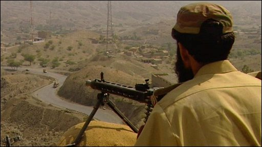 Pakistan patrol
