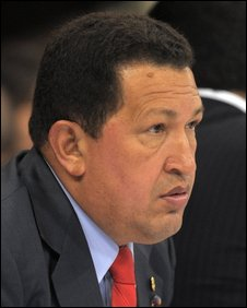Hugo Chavez, 28 Aug