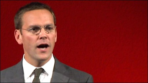 James Murdoch