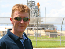 Tim Peake (BBC)