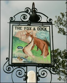 The Fox and Duck, Richmond