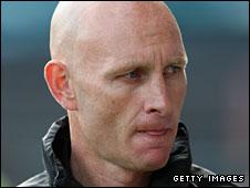 Gillingham boss Mark Stimson