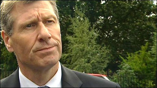 Scotland&amp;apos;s Justice Secretary Kenny MacAskill