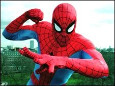 Marvel comic character Spider-Man
