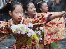 Kaguya Hime performers