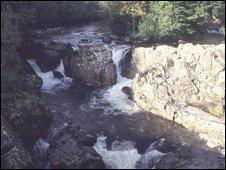 River at Betws y Coed