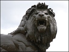 The Maiwand lion (C) Simon Huggins