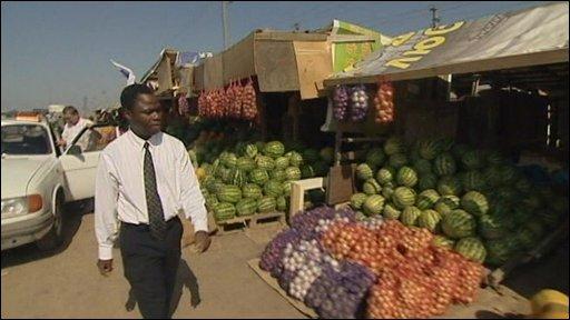 Africans under siege in Russia