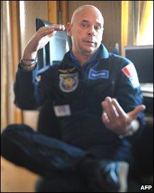 Guy Laliberte (AFP)
