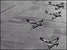Spitfires (PA)