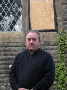 Vicar Michael Walters