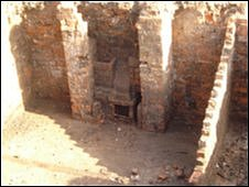 19th century cellar uncovered in Manchester