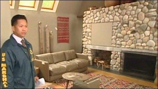 Inside Bernard Madoff's house in the Hamptons