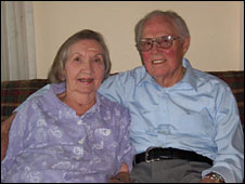 Betty and Bill Lovelady