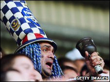Portsmouth fan with bell