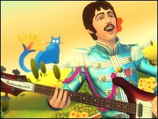 Paul McCartney avatar