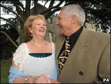 Annie and Stuart Hebden