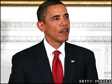 US President Barack Obama. File photo