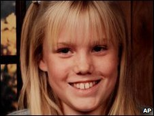family photo released by Carl Probyn shows his stepdaughter, Jaycee Lee Dugard who went missing in 1991.