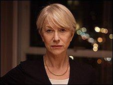 Helen Mirren in Prime Suspect