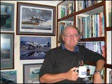Martin Bowman, aviation expert from Norfolk