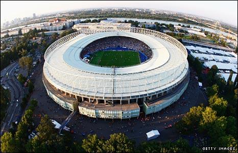 Happel Stadium