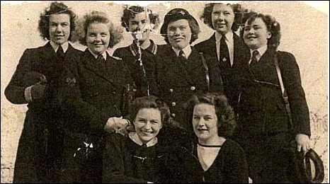WRNS group at Tutt