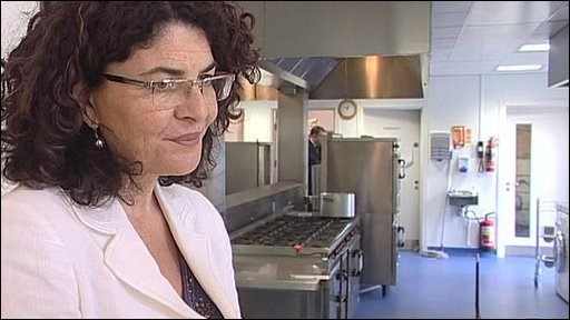 Schools minister Diana Johnson