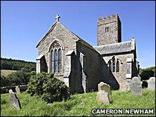 Church at Ashcombe