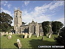Church at Ashburton